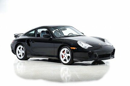 2001 Porsche 911 Turbo Coupe for sale 100962393