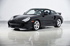 2001 Porsche 911 Turbo Coupe for sale 100962393