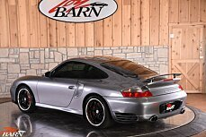 2001 Porsche 911 Turbo Coupe for sale 100967801
