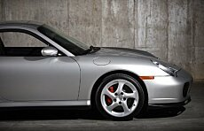 2001 Porsche 911 Turbo Coupe for sale 101009887