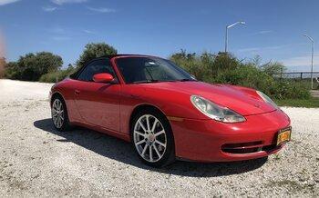 2001 Porsche 911 Cabriolet for sale 101021815
