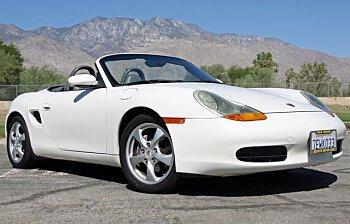 2001 Porsche Boxster for sale 100735504