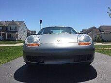 2001 Porsche Boxster for sale 100782395