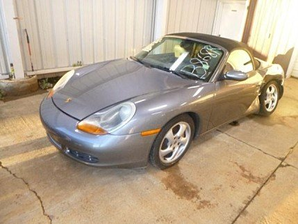 2001 Porsche Boxster S for sale 100916335