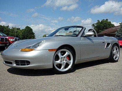 2001 Porsche Boxster S for sale 101019226