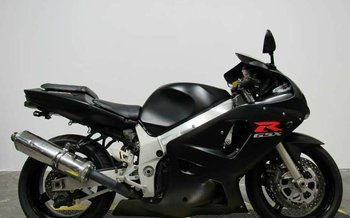 2001 Suzuki GSX-R600 for sale 200431340