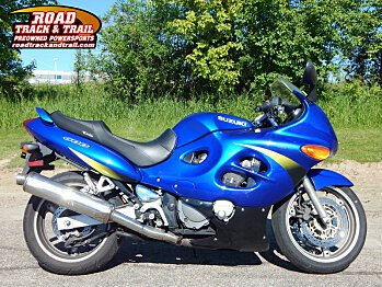 2001 Suzuki Katana 600 for sale 200465054