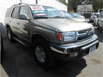 2001 Toyota 4Runner 4WD SR5 for sale 101018114