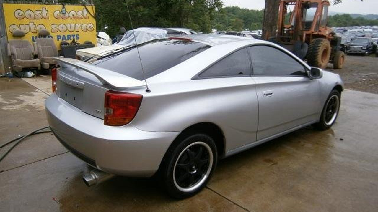 Toyota 2001 toyota celica gt engine for sale : 2001 Toyota Celica GT for sale near Bedford, Virginia 24174 ...
