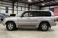 2001 Toyota Land Cruiser for sale 100868732