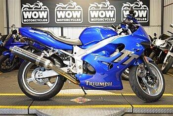 2001 Triumph TT600 for sale 200488249
