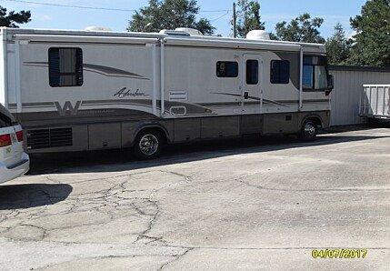 2001 Winnebago Adventurer for sale 300144185