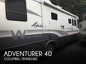 2001 Winnebago Adventurer for sale 300155110