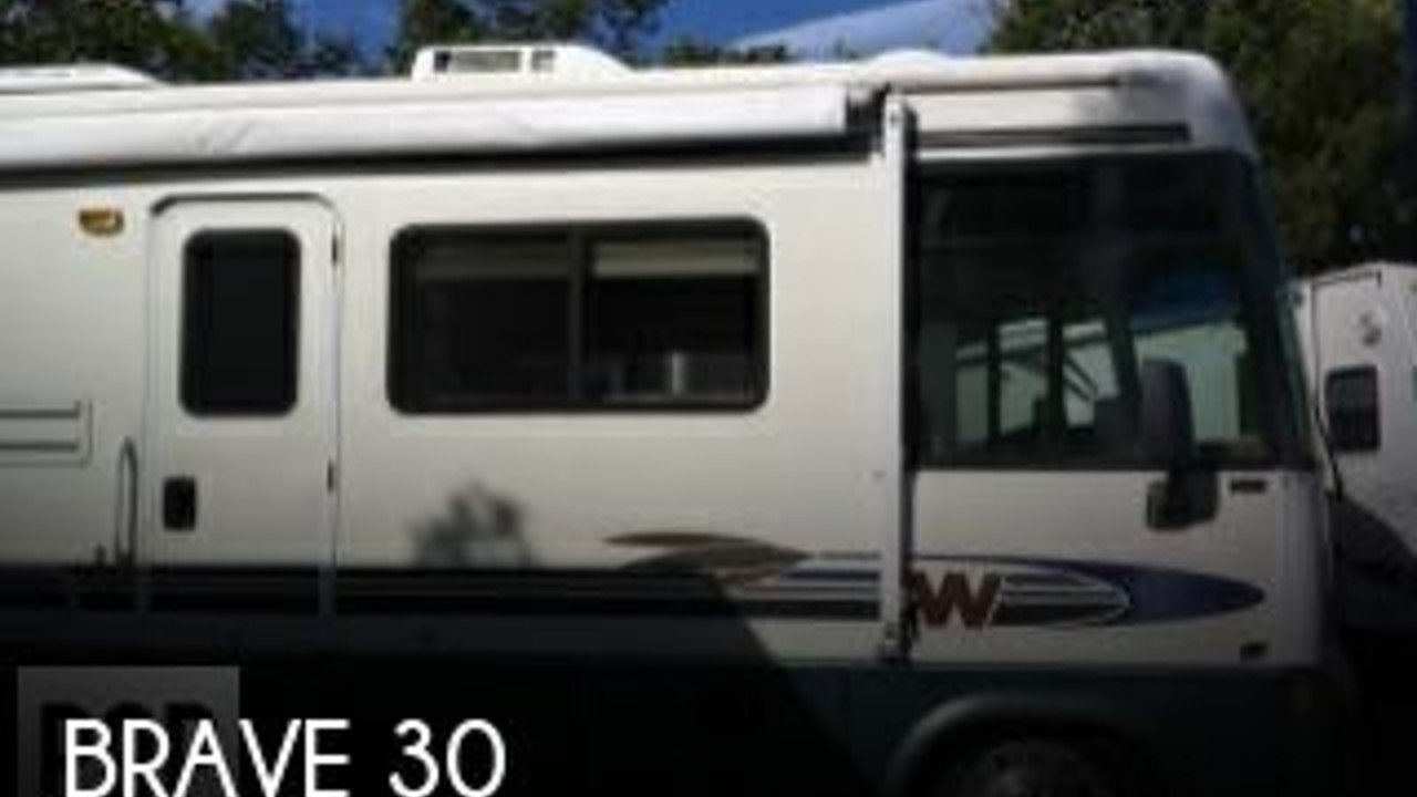 2001 Winnebago Brave for sale 300134393