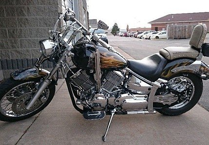2001 Yamaha V Star 1100 for sale 200584331