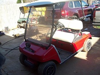 2001 club-car Other Club Car Models for sale 200377369