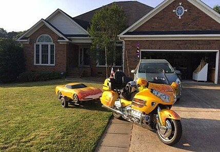 2001 honda Gold Wing for sale 200522196