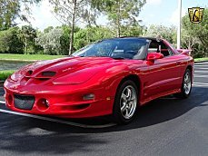 2001 pontiac Firebird Coupe for sale 101038261