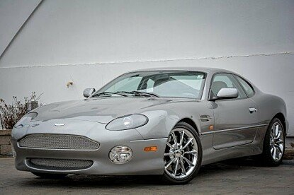 2002 Aston Martin DB7 Vantage Coupe for sale 100774692
