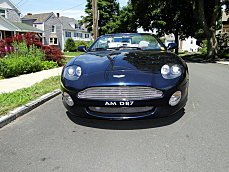 2002 Aston Martin DB7 Vantage Volante for sale 100789598
