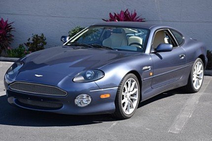 2002 Aston Martin DB7 Vantage Coupe for sale 100958064