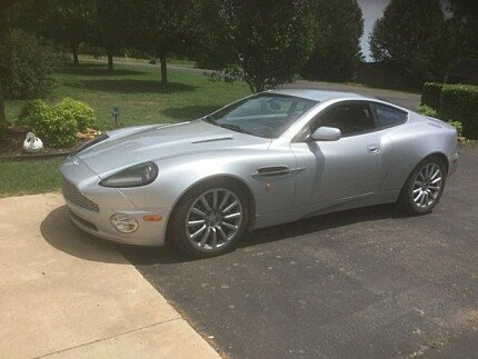 2002 Aston Martin Vanquish for sale 100992081