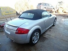 2002 Audi TT 1.8T quattro Roadster w/ 225hp for sale 100749701