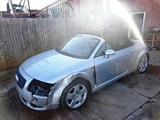 2002 Audi TT 1.8T quattro Roadster w/ 225hp for sale 100291613