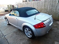 2002 Audi TT 1.8T quattro Roadster w/ 225hp for sale 100749701