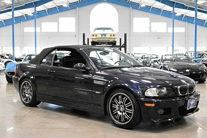 2002 BMW M3 Convertible for sale 100770839