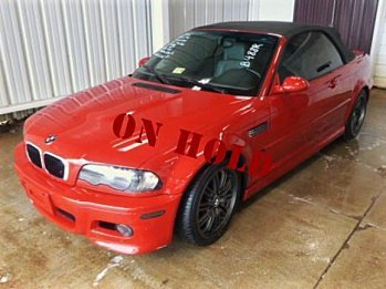 2002 BMW M3 Convertible for sale 100879877