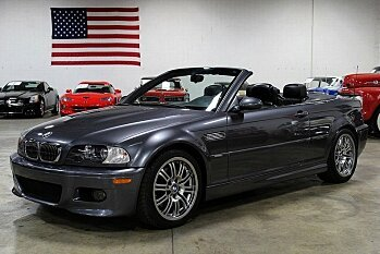 2002 BMW M3 Convertible for sale 101027555