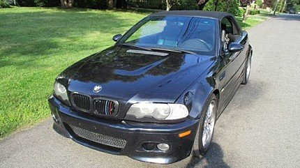 2002 BMW M3 Convertible for sale 100898022