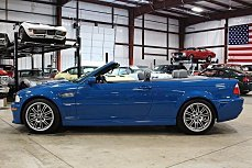 2002 BMW M3 Convertible for sale 100991870