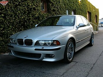 2002 BMW M5 for sale 100753447