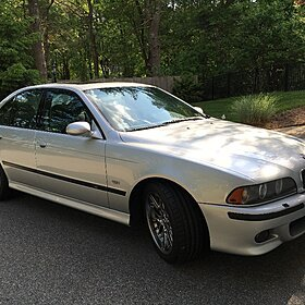 2002 BMW M5 for sale 100782456