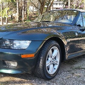 2002 BMW Z3 2.5i Roadster for sale 100752178