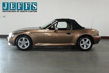 2002 BMW Z3 2.5i Roadster for sale 100817344