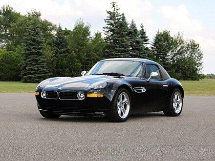 2002 BMW Z8 for sale 101005851