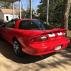2002 Chevrolet Camaro Z28 Coupe for sale 100752735