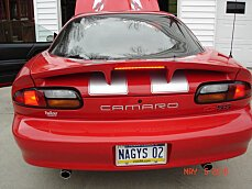 2002 Chevrolet Camaro Z28 Coupe for sale 100761275