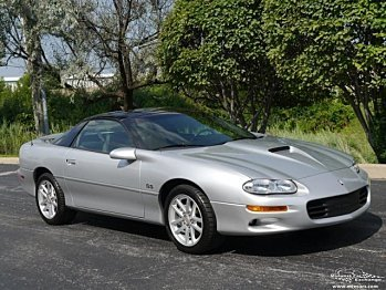 2002 Chevrolet Camaro Z28 Coupe for sale 100898052