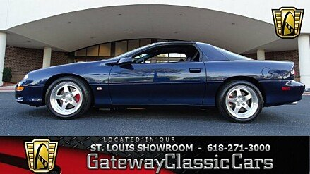 2002 Chevrolet Camaro Z28 Coupe for sale 100796490