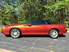 2002 Chevrolet Camaro Z28 Coupe for sale 100843018
