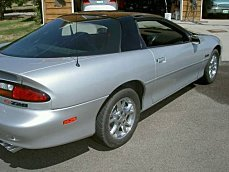 2002 Chevrolet Camaro for sale 100872188
