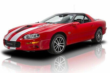 2002 Chevrolet Camaro Z28 Coupe for sale 100929834
