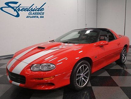 2002 Chevrolet Camaro Z28 Coupe for sale 100945775