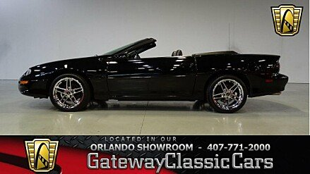 2002 Chevrolet Camaro Z28 Convertible for sale 100948490