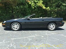 2002 Chevrolet Camaro Z28 Convertible for sale 100954307