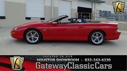 2002 Chevrolet Camaro Z28 Convertible for sale 100963488